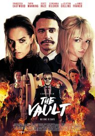 "Movie poster for ""THE VAULT"""
