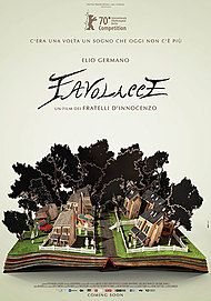 """Movie poster for """"FAVOLACCE"""""""