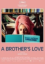 "Movie poster for ""A BROTHER'S LOVE"""