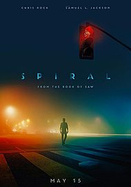 "Movie poster for ""SPIRAL: FROM THE BOOK OF SAW"""
