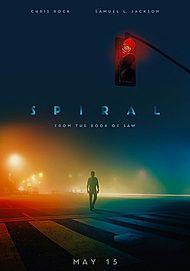 "Movie poster for ""SPIRAL: L'EREDITÀ DI SAW"""