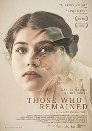 "Movie poster for ""THOSE WHO REMAINED"""