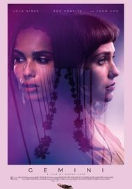 "Movie poster for ""GEMINI"""