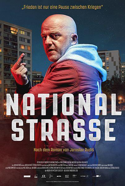 """Filmplakat für """"NATIONALSTRASSE"""""""