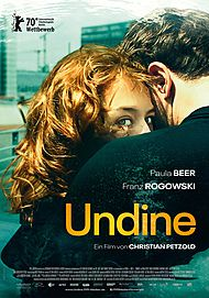 "Movie poster for ""UNDINE"""