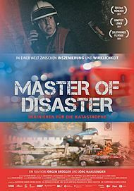 "Filmplakat für ""MASTER OF DISASTER"""