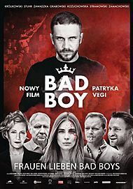"Movie poster for ""BAD BOY"""