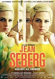 "Filmplakat für ""JEAN SEBERG - AGAINST ALL ENEMIES"""