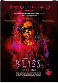 "Movie poster for ""BLISS"""