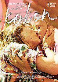 "Movie poster for ""KOKON"""