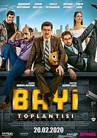 "Movie poster for ""BAYI TOPLANTISI"""