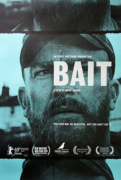 "Movie poster for ""BAIT"""