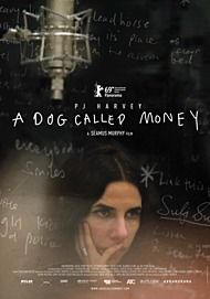 "Movie poster for ""A DOG CALLED MONEY"""