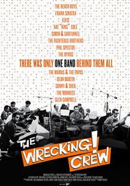 "Movie poster for ""THE WRECKING CREW!"""