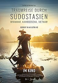 """Filmplakat für """"TRAUMREISE DURCH SÜDOSTASIEN – MYANMAR, KAMBODSCHA, VIETNAM"""""""