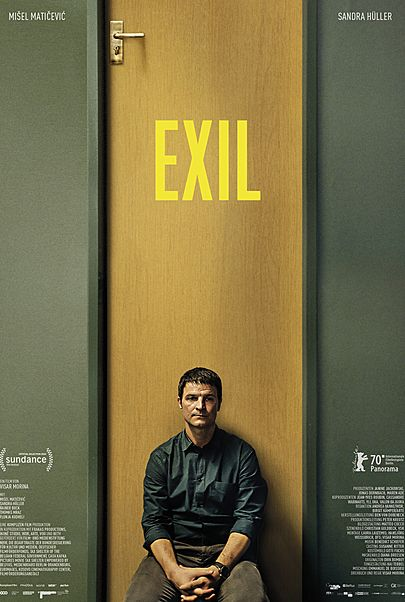 """Movie poster for """"EXIL"""""""