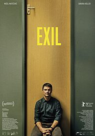 "Movie poster for ""EXIL"""