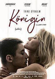 """Filmplakat für """"KÖNIGIN"""""""