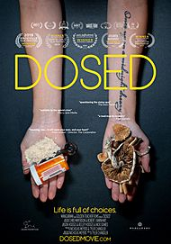 """Movie poster for """"DOSED"""""""