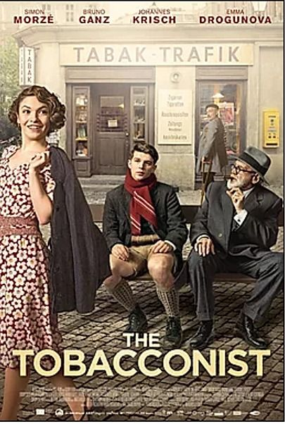 "Movie poster for ""THE TOBACCONIST"""