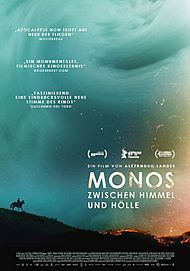 """Movie poster for """"MONOS"""""""