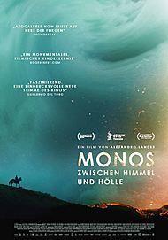 """Filmplakat für """"MONOS - ZWISCHEN HIMMEL UND HÖLLE"""""""