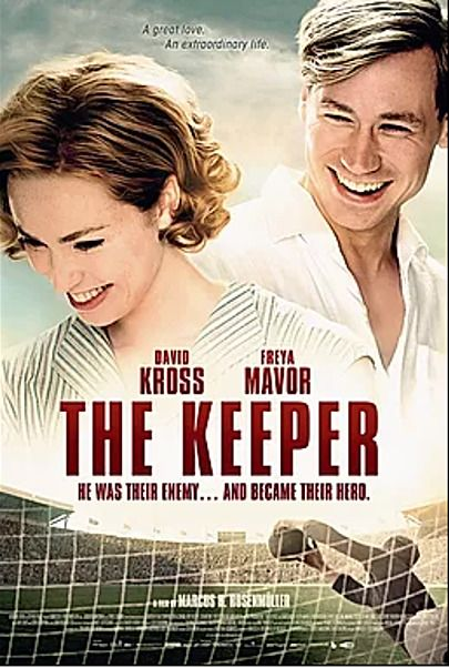 """Movie poster for """"THE KEEPER"""""""
