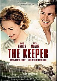 "Movie poster for ""THE KEEPER"""