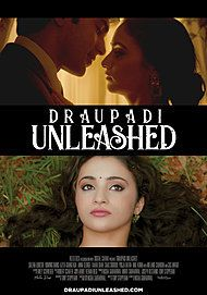 "Movie poster for ""DRAUPADI UNLEASHED"""