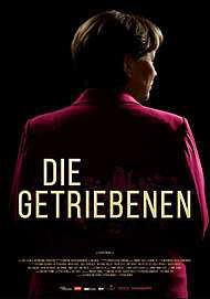 "Movie poster for ""DIE GETRIEBENEN"""
