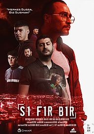 "Movie poster for ""SIFIR BIR"""