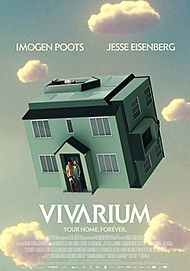 "Movie poster for ""VIVARIUM"""