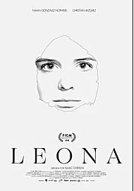 "Movie poster for ""LEONA"""