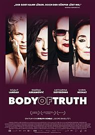 """Movie poster for """"BODY OF TRUTH"""""""