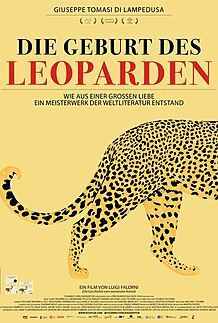 "Movie poster for ""THE BIRTH OF THE LEOPARD"""