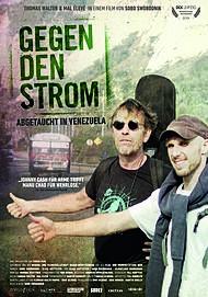 """Filmplakat für """"GEGEN DEN STROM - ABGETAUCHT IN VENEZUELA"""""""