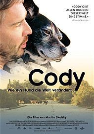 """Movie poster for """"CODY - THE DOG DAYS ARE OVER"""""""