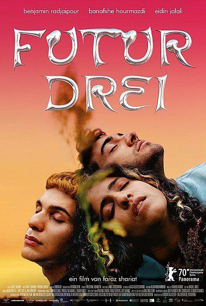 """Filmplakat für """"FUTUR DREI"""""""
