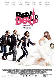 "Movie poster for ""BERLIN, BERLIN"""