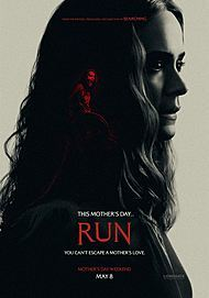 "Movie poster for ""RUN"""