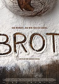 """Movie poster for """"BROT"""""""