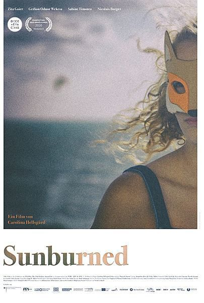 "Filmplakat für ""SUNBURNED"""