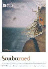 """Movie poster for """"SUNBURNED"""""""