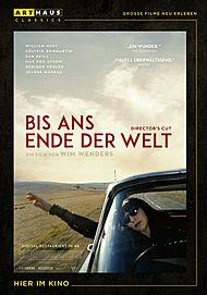 """Filmplakat für """"Bis ans Ende der Welt"""""""