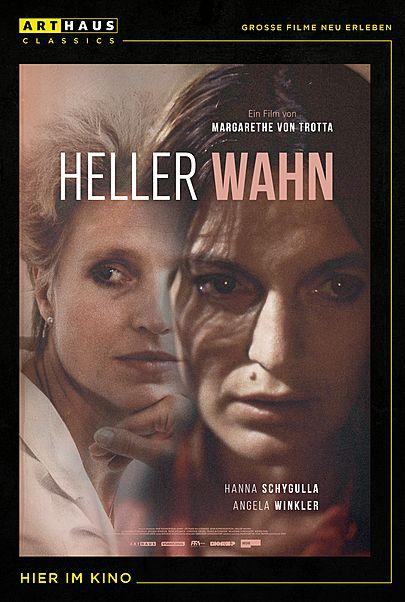"""Filmplakat für """"HELLER WAHN"""""""