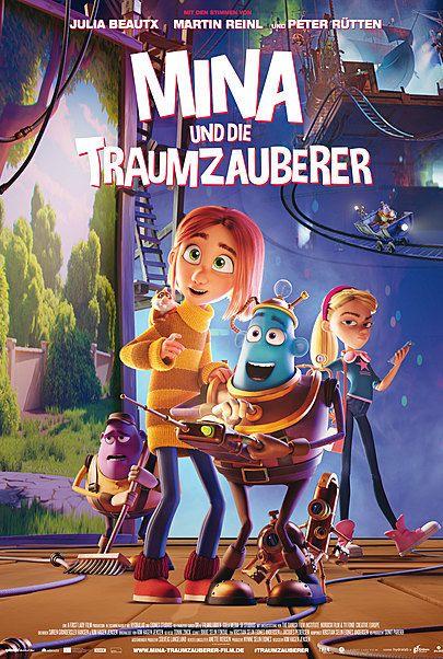 """Filmplakat für """"MINA UND DIE TRAUMZAUBERER"""""""