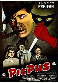 """Movie poster for """"PICPUS"""""""