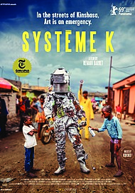 "Movie poster for ""SYSTEM K"""