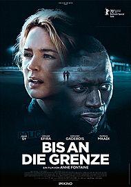 """Filmplakat für """"BIS AN DIE GRENZE"""""""