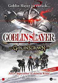 """Filmplakat für """"GOBLIN SLAYER: GOBLINS CROWN"""""""